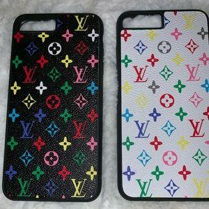 Luxury colorful iPhone 8 Plus case